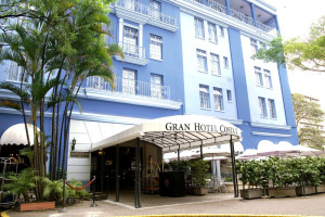 Exterior view of Gran Hotel Costa Rica.