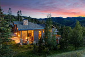 Vacation rental exterior at SkyRun Vacation Rentals - Park City, Utah.