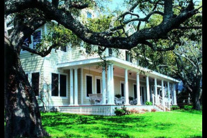 Exterior view of Aunt Martha's Bed & Breakfast.