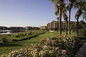 Exterior resort view at Westgate Lakes Resort