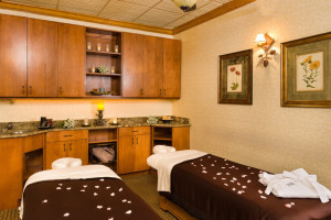 Spa room at Westgate Smoky Mountain Resort & Spa.