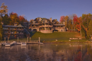 Welcome to Lake Placid Lodge