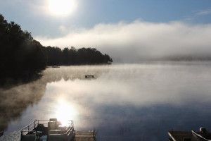 The Lake at Skycroft Campsites & Cottages