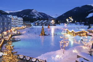 Winter time at SkyRun Vacation Rentals - Keystone.