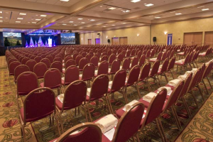 Conference center at Beaver Run Resort.
