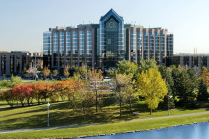 Welcome to the Hilton Suites Toronto/Markham Conference Centre & Spa