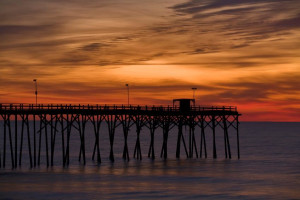 Fishing pier at Williamson Realty. Inc.