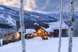 Exterior view of SkyRun Vacation Rentals - Beaver Creek.