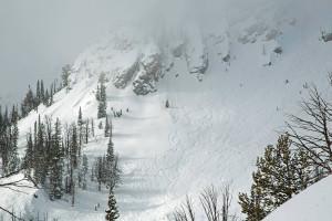 Skiing at Alpenhof Lodge.