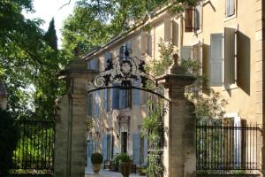 Exterior view of Château de Rieutort.