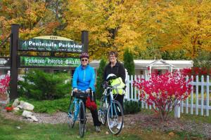 Outdoor Activities at Peninsula Park-View Resort