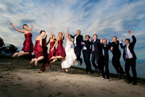 Weddings at The Beach Club Resort.
