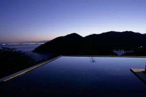 Outdoor pool at Verana.