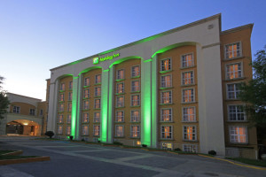 Exterior view of Holiday Inn Monclova.