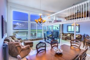 Vacation rental interior at MiaVac.