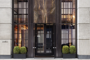 Front Entrance to Andaz 5th Avenue