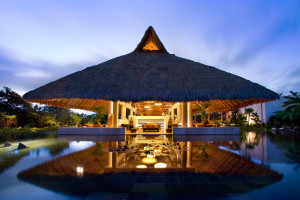 Exterior view of Blue Diamond Riviera Maya.