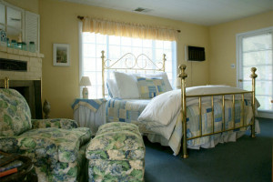 Dutch Henry Suite at Trailside Inn Bed & Breakfast.