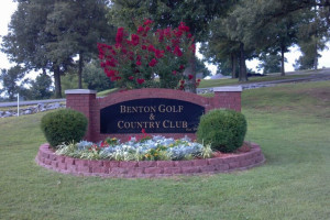 Benton Golf & Country Club near King Creek Resort & Marina.