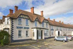 Exterior view of Swallow Eden Arms Hotel.