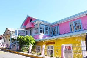 Exterior view of Hotel Pension de la Cuesta.