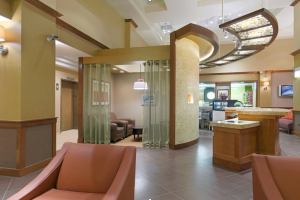 Lobby at Hyatt Place Mt. Laurel