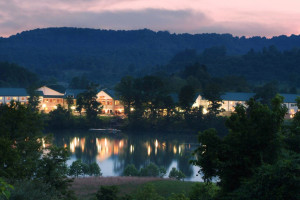 Exterior view of Stonewall Resort.