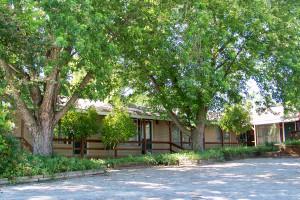 Osage accommodations at Tribesman Resort.