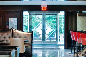 Lobby at Morrison-Clark Historic Inn & Restaurant