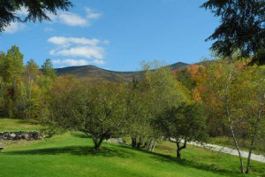 View from vacation rental at Killington Accommodations.