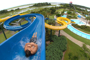 Waterpark near Jekyll Island Club Hotel.