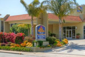 Exterior View of Best Western Plus Royal Oak Hotel
