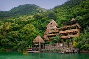 Exterior view of Laguna Lodge Eco-Resort & Nature Reserve.