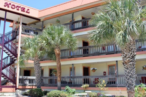 Exterior View of The Saint Augustine Beach House