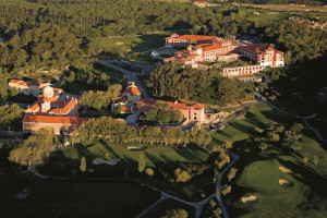 Exterior view of Caesar Park Penha Longa Golf Resort.