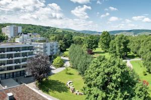 Exterior view of Dorint Parkhotel Bad Neuenahr.