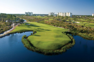 Spend your days golfing during your vacation along the Gulf Coast.