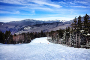 Skiing near Franconia Notch Vacations Rental & Realty.