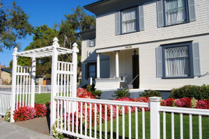 Exterior view of Arbor Guest House Bed & Breakfast.