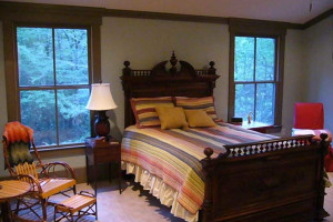 Guest Room at Lake Toxaway Co