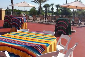 Event at Vista Cay Resort.