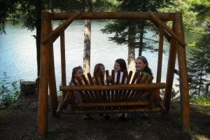 Lounging by the Lake at White Lake Lodges