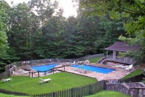 Rental pool at Pioneer Rental Management.