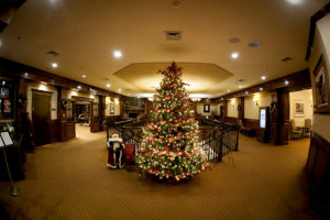 Holidays at Crystal Springs Resort.