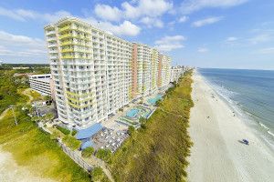 Rental exterior at MyrtleBeachVacationRentals.com.