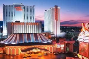 Exterior View of Circus Circus Hotel