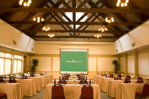 Conference at Wintergreen Resort.