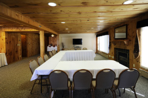 Meetings at Lutsen Resort on Lake Superior.