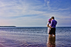 Romantic Beach at Pictou Lodge Resort