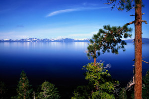 Lake view at The Ridge Resorts.